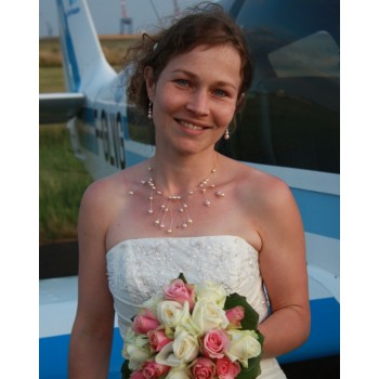 Mariage de Sylvie le 26-06-2010