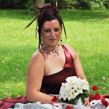 Bijoux de mariage de Marie-Odile le 03-07-2010
