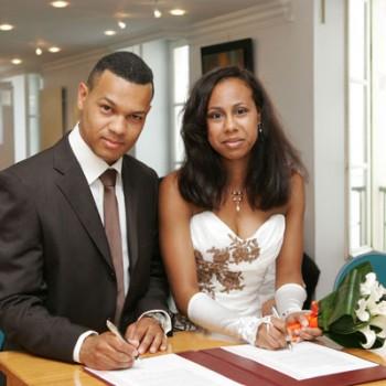 Bijoux de mariage de Kelly et Patrice le 09-07-2010
