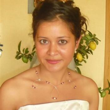 Bijoux de mariage de Carol le 10-07-2010