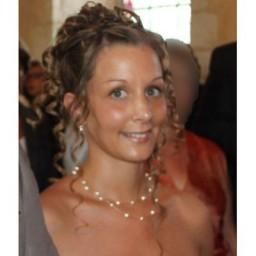 Bijoux de mariage d'Elodie le 10-07-2010