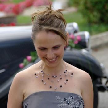Bijoux de mariage de Corinne le 13-07-2010