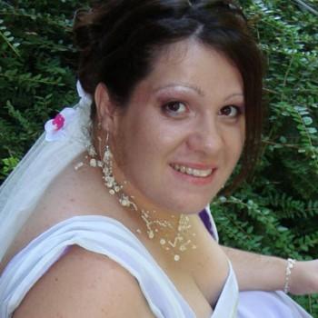 Bijoux de mariage d'Aude le 17-07-2010