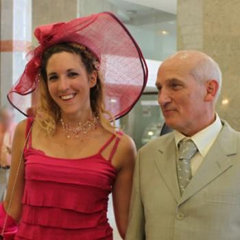 Bijoux de mariage d'Aurélie le 31-07-2010