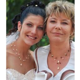 Bijoux de mariage de Sarah le 31-07-2010