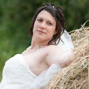 Bijoux de mariage de Sylvanie le 07-08-2010
