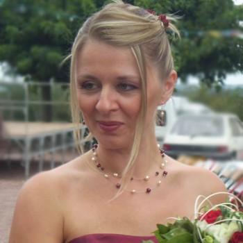 Mariage de Karine le 14-08-2010