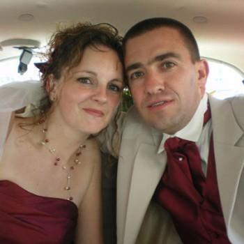 Mariage de Cindy et Mickaël le 28-08-2010