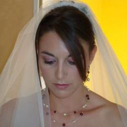 Bijoux de mariage d'Elodie le 28-08-2010