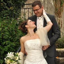 Bijoux de mariage d'Aurélie et Guillaume le 16-10-2010