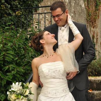 Mariage d'Aurélie et Guillaume le 16-10-2010