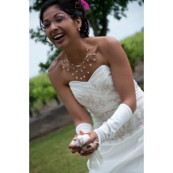 Bijoux de mariage de Barinca le 07-05-2011