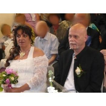 Bijoux de mariage de Sylvie et Gilles le 07-05-2011