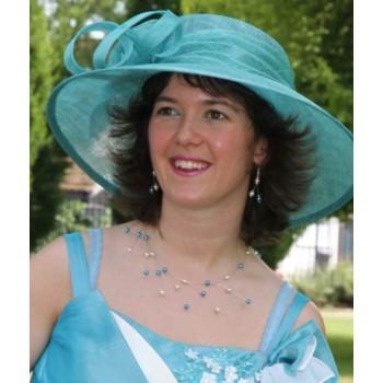 Bijoux de mariage d'Aurélie le 21-05-2011