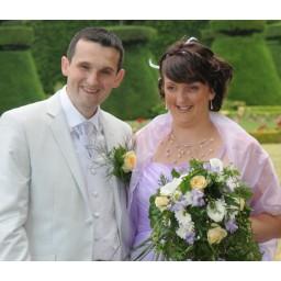 Bijoux de mariage d'Armelle et Jean-Yves le 28-05-2011