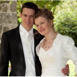 Bijoux de mariage de Julie et Philippe le 28-05-2011