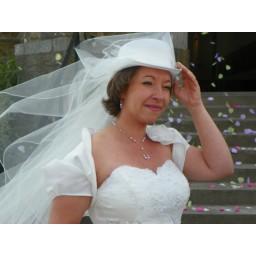 Bijoux de mariage de Séverine le 28-05-2011