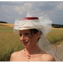 Bijoux de mariage de Brigitte le 04-06-2011