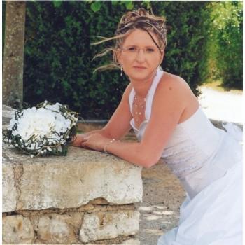 Bijoux de mariage d'Elodie le 04-06-2011