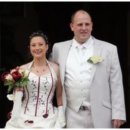Bijoux de mariage de Séverine et Jérome le 11-06-2011