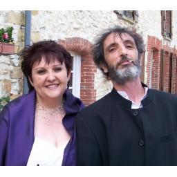 Bijoux de mariage d'Annie-Elodie et Didier le 18-06-2011