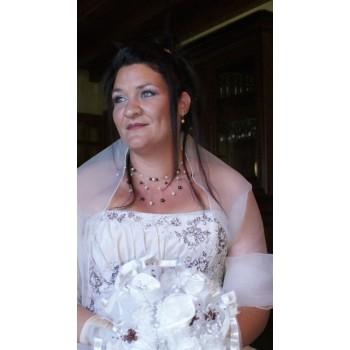 Mariage d'Isabelle le 25-06-2011