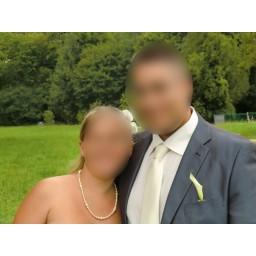 Bijoux de mariage de Stéphanie le 09-07-2011
