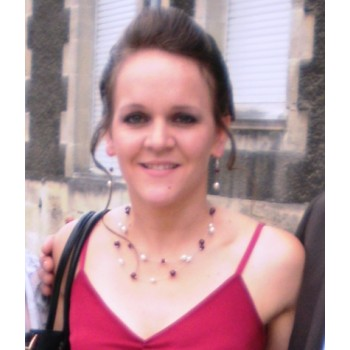 Bijoux de mariage de Céline le 16-07-2011