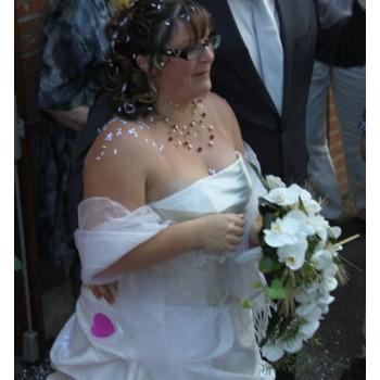 Bijoux de mariage d'Annabelle le 30-07-2011