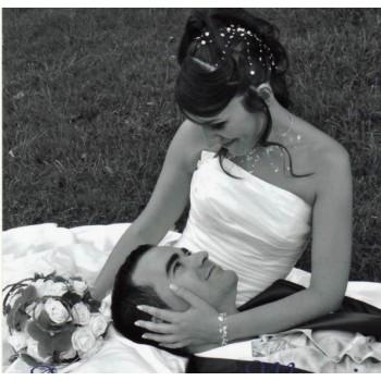 Bijoux de mariage d'Elodie et Julien le 30-07-2011