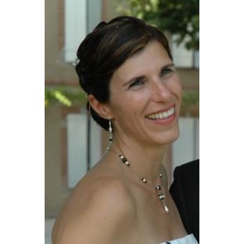Bijoux de mariage de Céline le 20-08-2011