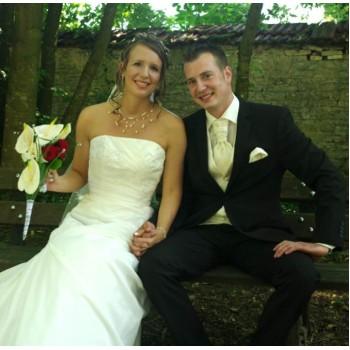 Mariage de Marie le 20-08-2011