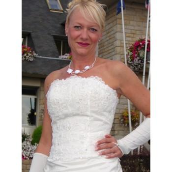 Bijoux de mariage de Marylène le 03-09-2011