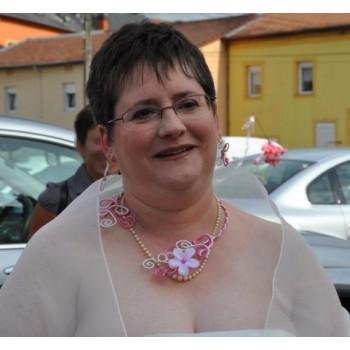 Bijoux de mariage de Françoise le 17-09-2011