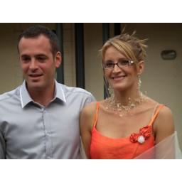 Bijoux de mariage de Karen et Mathieu le 17-09-2011