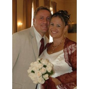 Bijoux de mariage de Sophie et Stéphane le 18-09-2010