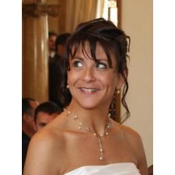 Bijoux de mariage de Sandra le 24-09-2011