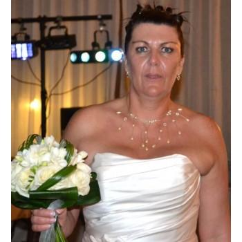 Bijoux de mariage de Sophie le 05-05-2012