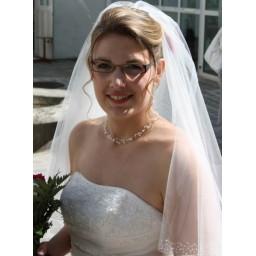 Bijoux de mariage de Carole le 12-05-2012