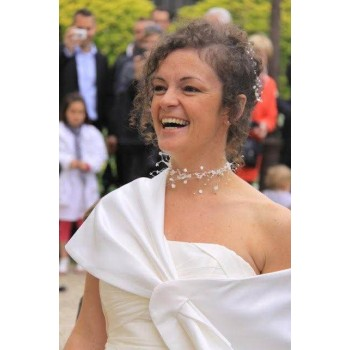 Bijoux de mariage d'Agnès le 18-05-2012