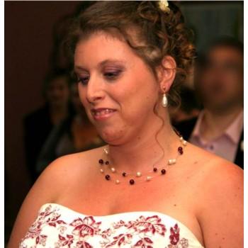 Bijoux de mariage de Lydia le 19-05-2012