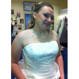 Bijoux de mariage de Mélanie le 19-05-2012