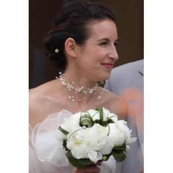 Bijoux de mariage de Sonia le 26-05-2012