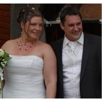 Bijoux de mariage de Sandrine et Nicolas le 02-06-2012