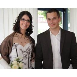 Bijoux de mariage de Sabrina et Jérémy le 16-06-2012