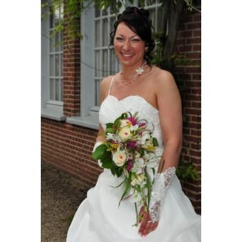 Bijoux de mariage d'Alicia le 23-06-2012