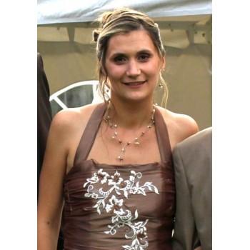 Bijoux de mariage de Sylvia le 30-06-2012