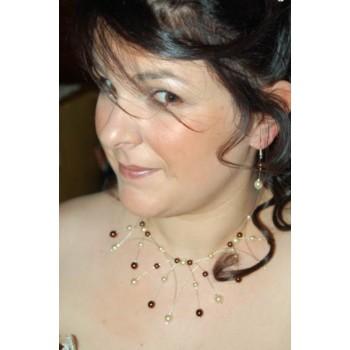 Bijoux de mariage de Tiphanie le 30-06-2012