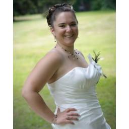 Bijoux de mariage d'Aurore le 28-07-2012