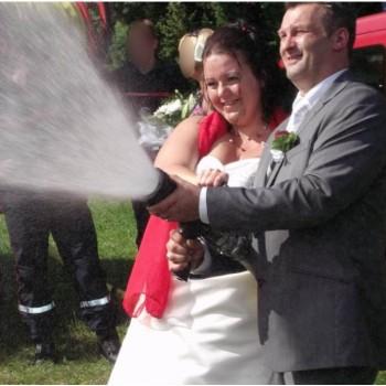Mariage de Natacha et Jean-Bernard le 28-07-2012